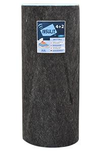 insulit 4+2 membrane acoustique pour chape
