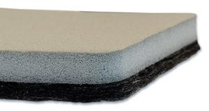 insulit Bi+20 est une nouvellesous-couche acoustique ET thermique unique et exclusive pour chape