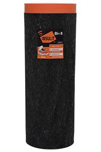 insulit Bi+8 sous-couche acoustique qui limite la transmission des bruits d'impact et des bruits aériens entre étages