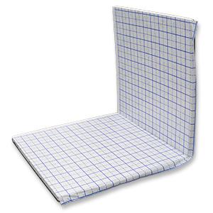 thermisch en akoestisch isolatiepaneel voor vloerverwarming