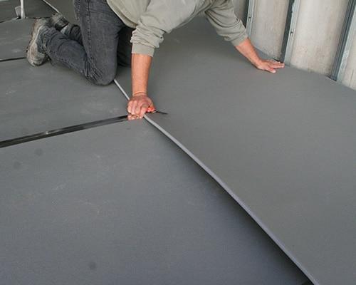 insulTop 15 sous-couche thermique pour chapes
