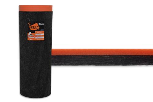 insulit Bi+8 sous-couche acoustique - réduction des bruits entre étages