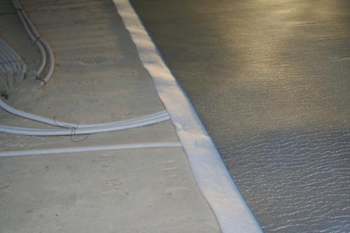 insulit Bi+9 sous-couche acoustique pour réduire les bruits d'impacts et les bruits aériens entre étages