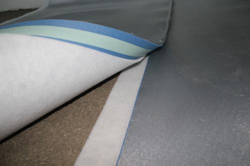isolation acoustique entre étages : insulit Bi+9 la  sous-couche acoustique la plus performante
