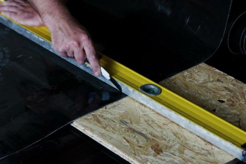 insulMass 3.5 akoestische isoleren op houten vloeren