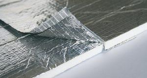 Thermosulit isolation thermique mince et souple pour toiture